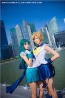 Sailor Moon Super S 01 by shuichimeryl