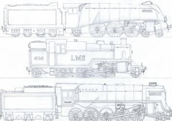 TTTE #4: The Seventh Season Engines by Blue-J-Art