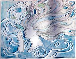 Under the Sea by Lamorien