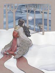 The Crane Wife by Lamorien