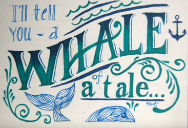 Whale of a Tale by Lamorien