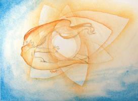 Arien, Vessel of the Sun by Lamorien