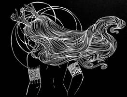 As the Deer by Lamorien