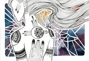 Totem I by Lamorien