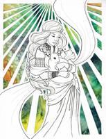 Timid Heart by Lamorien