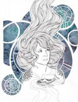 Sea Song by Lamorien