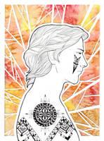 Sun Dance by Lamorien