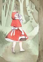 Little Red Hood by Lamorien
