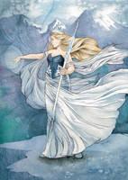 Always Winter, Never Christmas by Lamorien