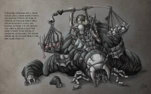 Famine of the Apocalypse by bigTaki