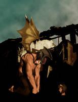 Devilman by kazu3106
