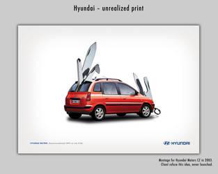 Hyundai - unrealized by Pather