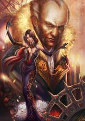 League of Assassins by jiuge