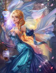 Elsa by jiuge