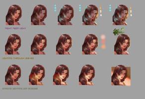 lighting tutorial part 2 by jiuge