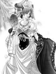 the chinese princess by jiuge