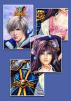 romance saga--teaser verion by jiuge