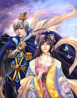 romance saga-- final version by jiuge