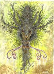 Demon tree by Ulfberht-Blade