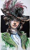 Adele Blanc-Sec by Limbo4ever