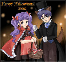 Happy Be-Lated Halloween by Kixies