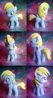 My Little Filly Derpy Hooves by mooncustoms