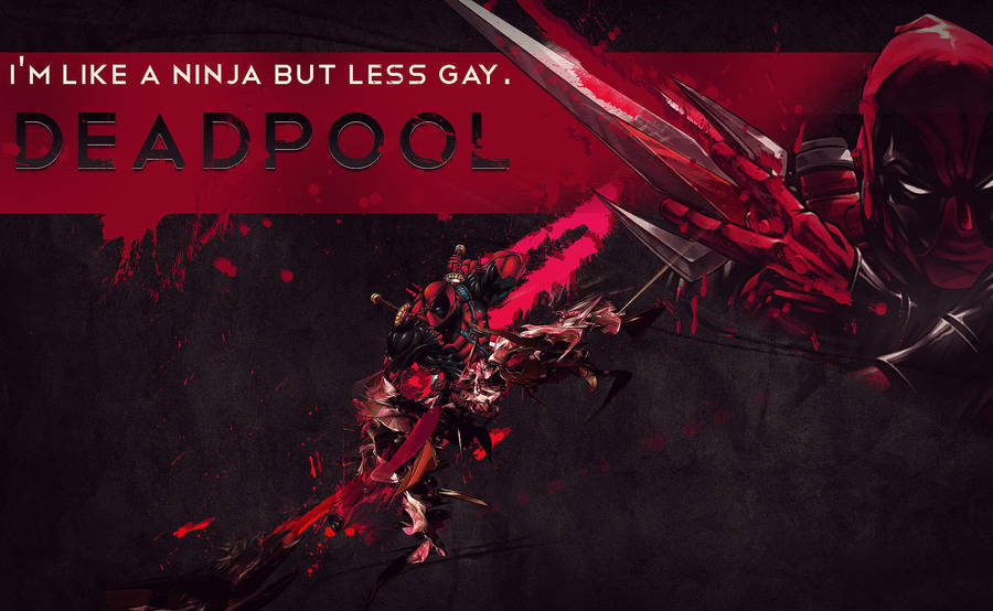 Deadpool Wallpaper By Ambrosefx On Deviantart