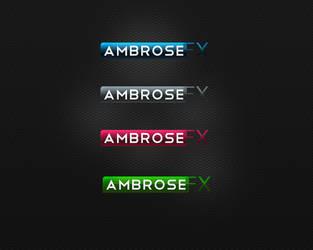Logotypes by AmbroseFx