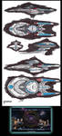 Federation One Concepts 3_4 by stourangeau