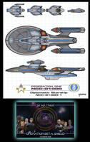 Federation One Schematics 2 by stourangeau