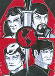 Sketch Cards TOS Mirror U by stourangeau