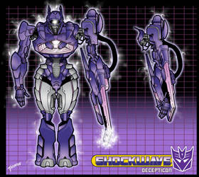 S.O.D. Shockwave by stourangeau