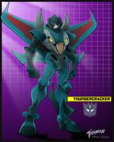 Guido's Neo Seeker Thundercracker by stourangeau
