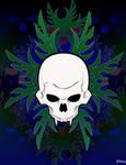 Voodoo Skull by stourangeau