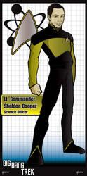 LtCmdrCooper by stourangeau