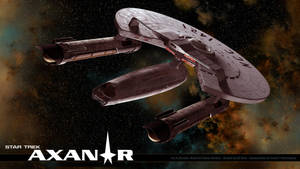 Star Trek Axanar U.S.S.Korolev Wallpaper 1 by stourangeau