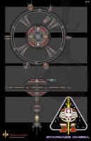 Starbase Omega by stourangeau