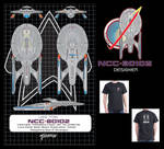 Star Trek Vegas 2014 Shirt 1 by stourangeau