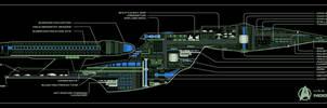 U.S.S. Enterprise C MSD by stourangeau