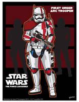 Arc Trooper by stourangeau