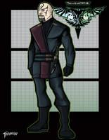 Romulan Judd Commission by stourangeau