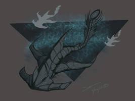Kronos Sand Shark by stourangeau