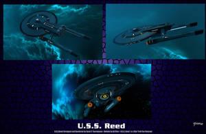 U.S.S.REED by stourangeau