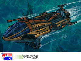 Action Mice Vehicle Concept Dolphin 2 by stourangeau