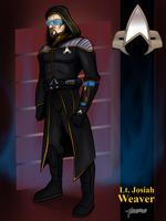 Assassins Trek Lt Weaver by stourangeau