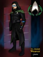 Assassins Trek Josiah Weaver Marine. by stourangeau