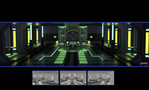 secret bunker concept by stourangeau