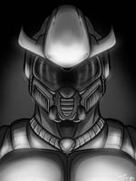 AllianceUniverse Character concept sketch Scorpion by stourangeau