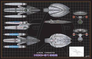 U.S.S.Yamato Multi Vector Mode by stourangeau