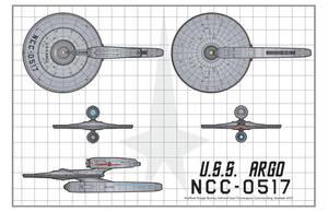 USS Argo by stourangeau